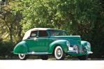 Lincoln Zephyr Convertible Sedan 1939 года